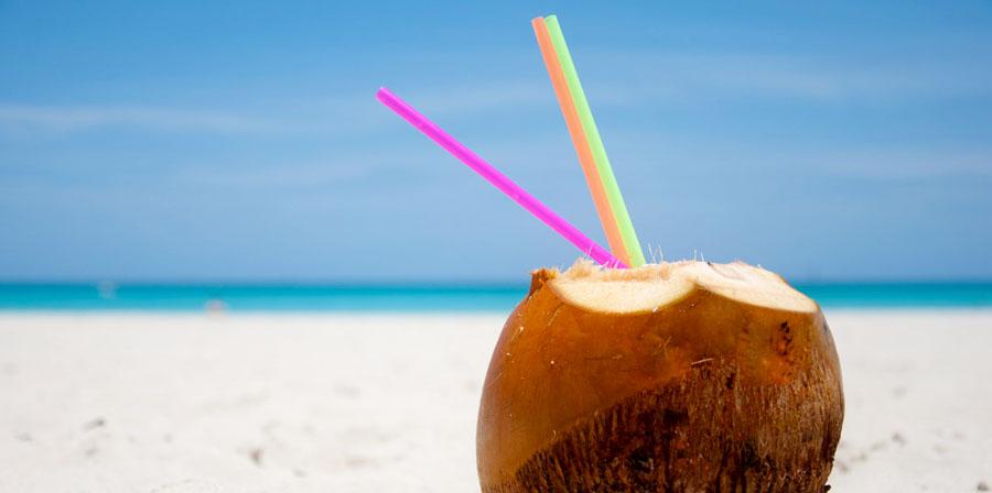 Польза кокосового масла при приеме внутрь